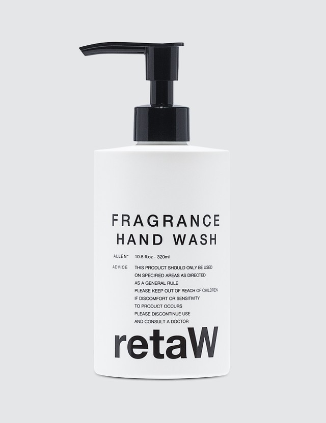 Retaw Allen Fragrance Liquid Hand Wash
