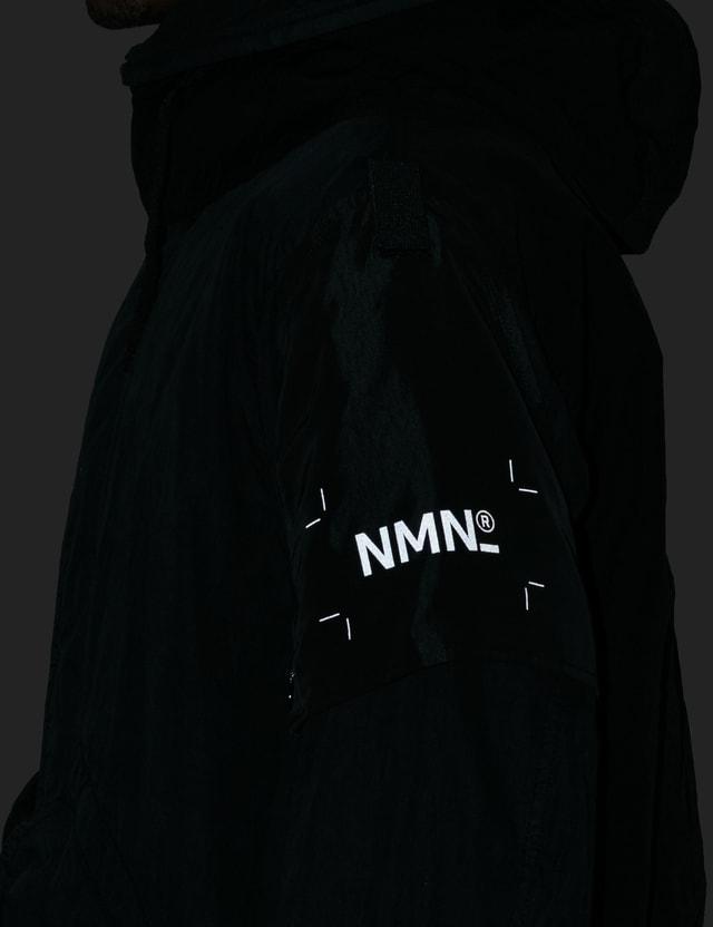 Nemen Fishtail MF All Season Military Parka 111 Ink Black Men