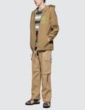Loewe Zip Hooded Jacket
