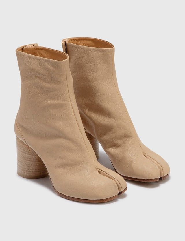 Maison Margiela Tabi Bianchetto Boots Vaporous Grey Women