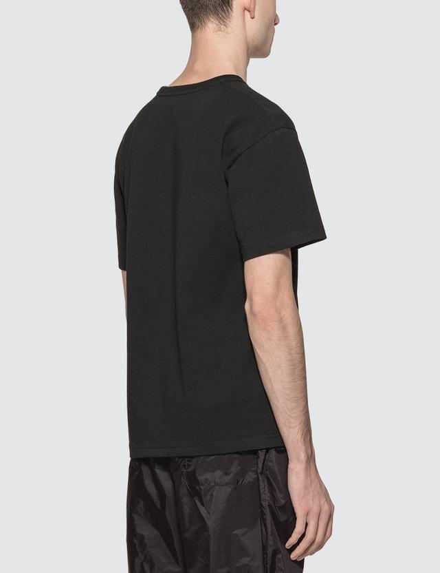 Bottega Veneta 베이직 로고 티셔츠 Nero Men