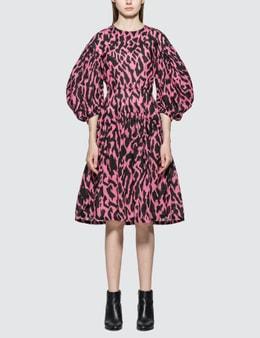 Ashley Williams Miriam Animal Print Dress