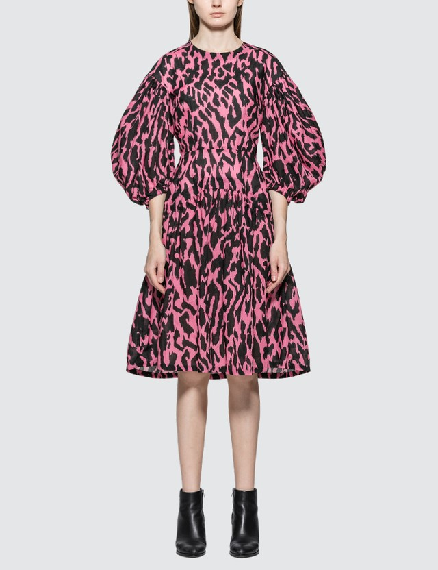 Ashley Williams Miriam Animal Print Dress