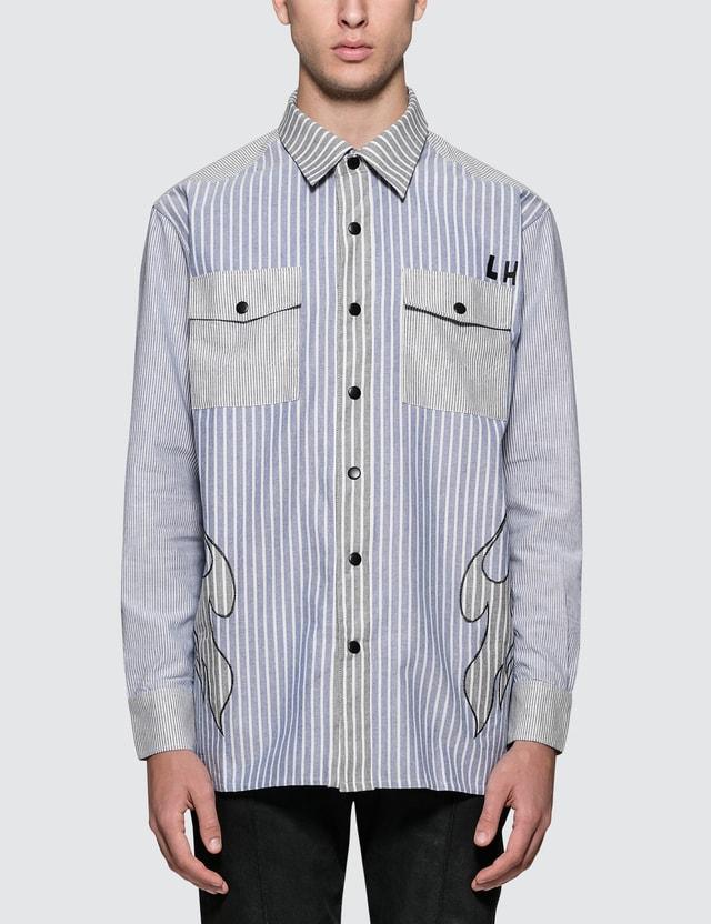 Liam Hodges Hot Cowboy L/S Shirt