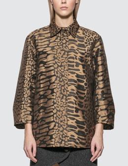 Ganni Jacquard Shirt