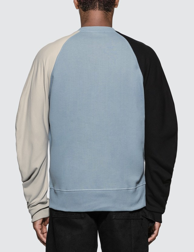 JW Anderson Colourblock Sweatshirt