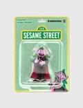 Medicom Toy UDF Sesame Street Series 2: Count Von Count Black Unisex