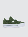 Converse Mademe X Converse Corduroy One Star Platform Picture