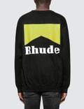 Rhude Cigarette Crewneck Sweater Picture