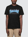 Thrasher Outline Flame T-Shirt Picture