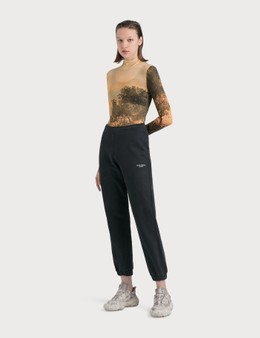 Acne Studios Fana Stamp Trousers