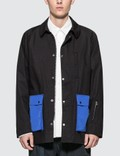 SOPHNET. Color Pocket Field Blouson Picutre