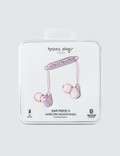 Happy Plugs Ear Piece II Wireless Earphone Pink Gold Men