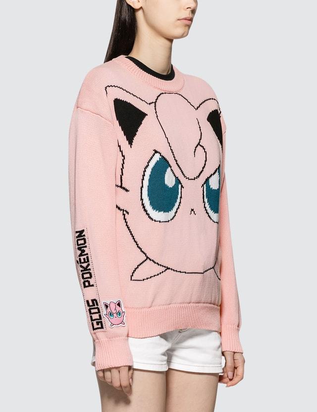 GCDS Jigglypuff Knitted Sweater