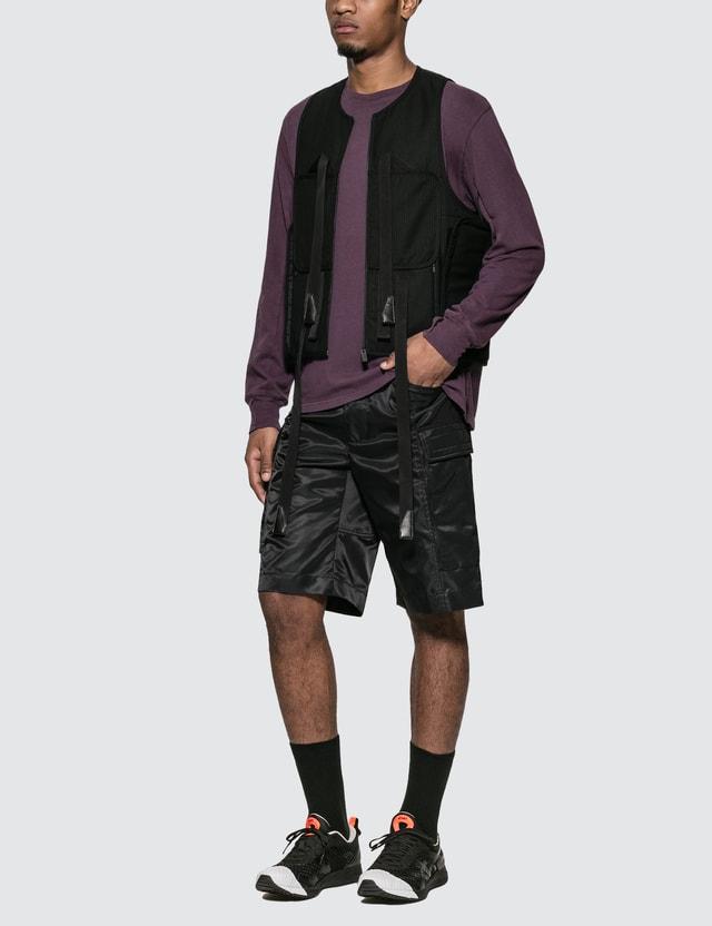 1017 ALYX 9SM Modern Tactical Vest Blk0001-black Men