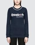 Reebok Iconic Crew Sweatshirt Picutre