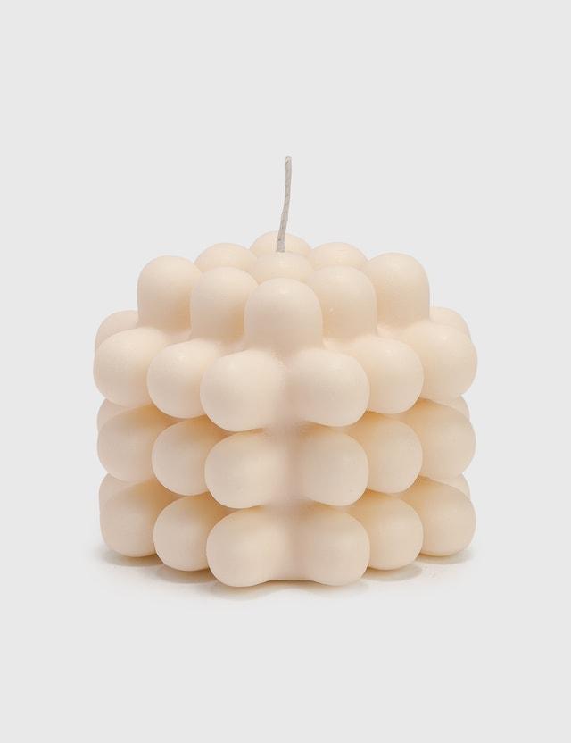 Andrej Urem Milk Soy Wax Candle White Life