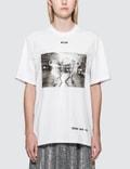 MSGM MSGM Sock Hop Short Sleeve T-Shirt Picture