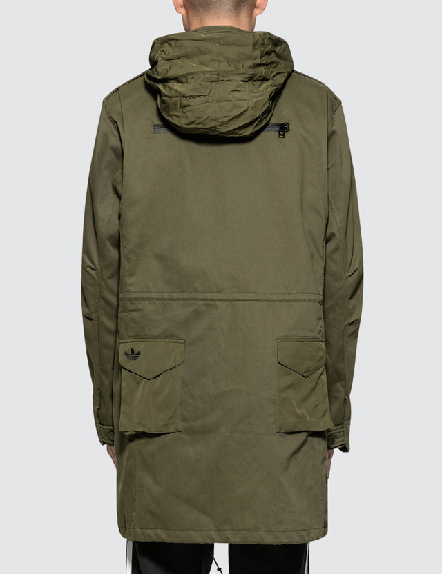 Adidas Originals Neighborhood x Adidas NH M65 Jacket