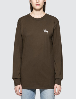 Stussy Basic Stussy L/S T-Shirt