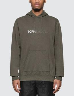 SOPHNET. Philosophy Hoodie