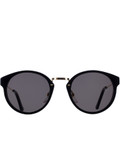 Super By Retrosuperfuture Panamá Black Sunglasses Picture