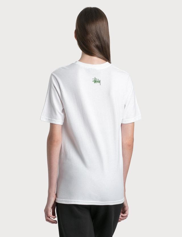 Stussy S Puff T-Shirt White Women