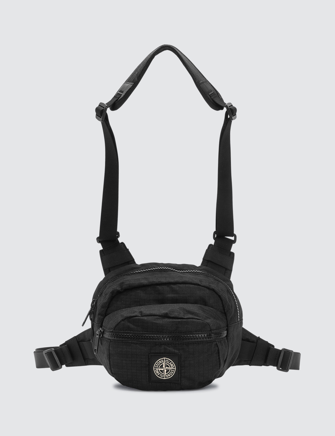 Reflective Weave Ripstop Fanny Pack