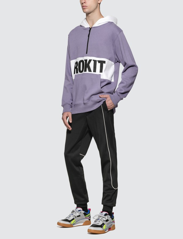 Rokit The Allstar Quarter Zip