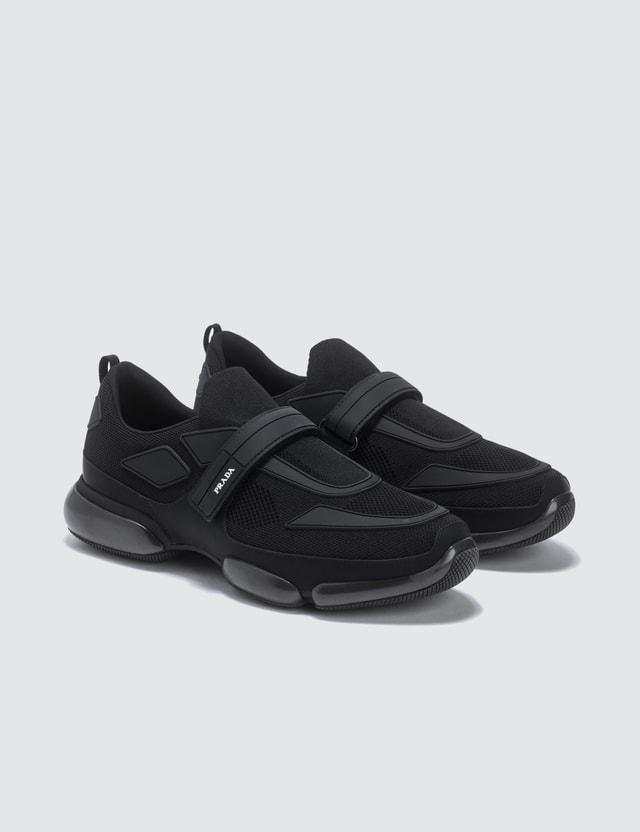 Prada Cloudbust Velcro Strap Sneaker