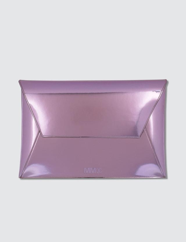 MM6 Maison Margiela Envelope Clutch Bag