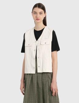 Stussy Canvas Work Vest