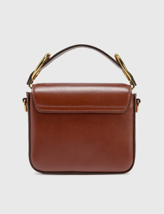 Chloé Mini Chloé C Bag Sepia Brown Women