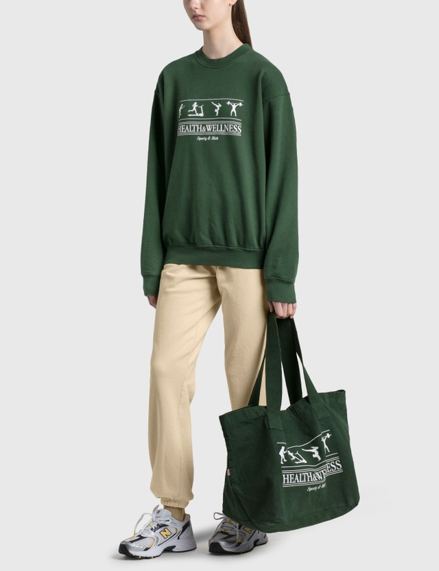 Sporty & Rich Health & Wellness Sweatshirt