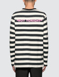 Mr. Completely Striped L/S T-Shirt