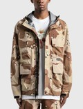 Stussy Camo Taped Seam Field Jacket Picture