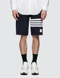 Thom Browne Classic Sweat Shorts Picture