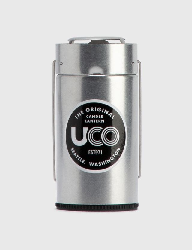 UCO Original Candle Lantern Silver Unisex