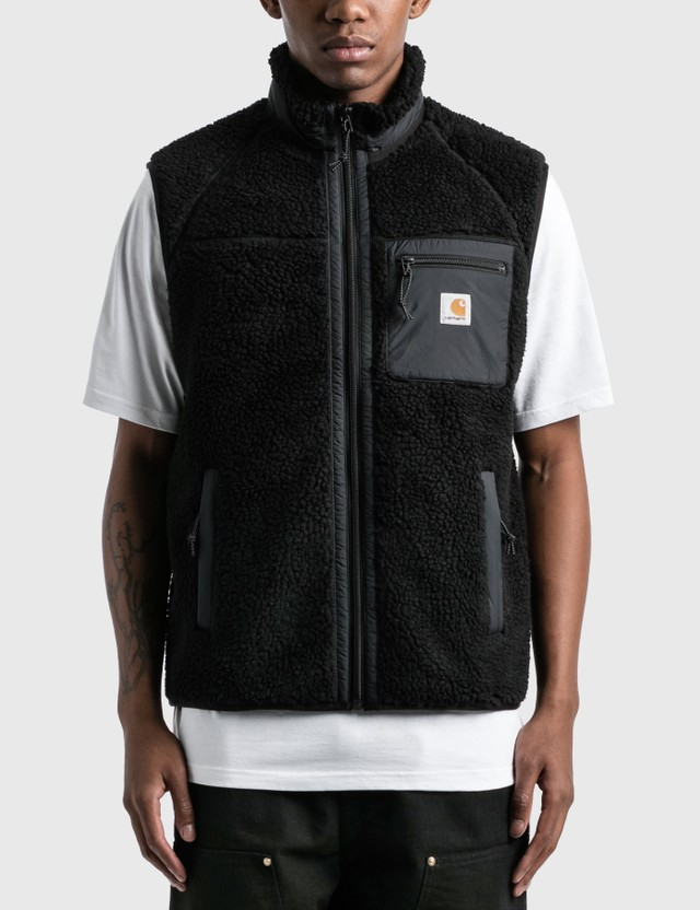 Carhartt Work In Progress Prentis 베스트 라이너 Black Men