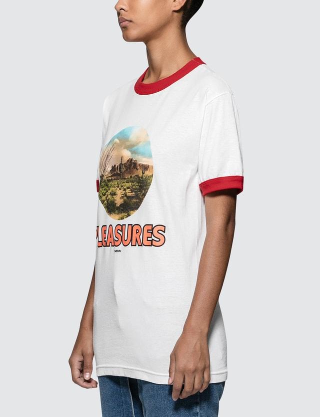 Pleasures Killafornia Ringer Short Sleeve T-shirt