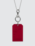 MM6 Maison Margiela MM6 Tag Necklace Picture