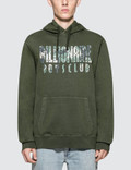 Billionaire Boys Club Overdye Digi Camo Popover Hoodie Picutre