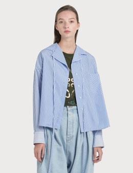 Loewe Stripe Pyjama Blouse