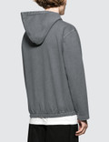 Lemaire Hooded Zipped Sweater