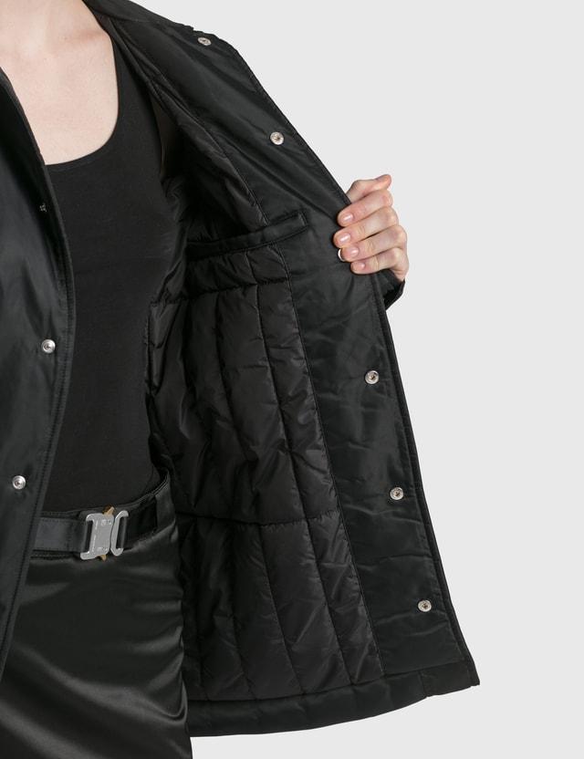 1017 ALYX 9SM Nylon Padded Jacket Black Women