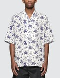 Sasquatchfabrix. Old Nanpou Notched Collar  H/S Shirt Picutre