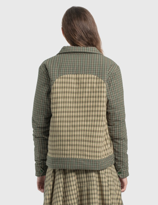 Stussy Plaid Fill Jacket Multi Women