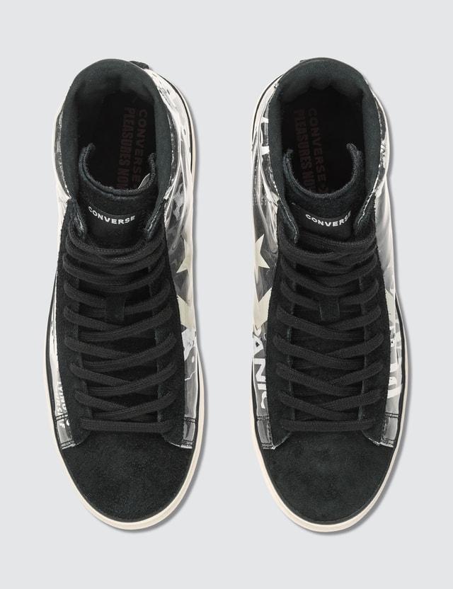 Converse Converse x Pleasures Pro Leather Black/white/egret Men