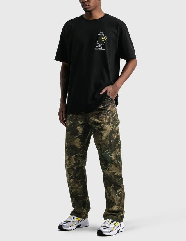 Real Bad Man RBM Logo Vol 6 T-Shirt Black Men