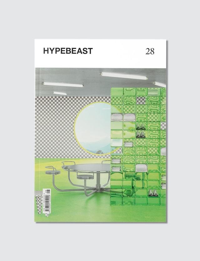 Hypebeast Magazine Hypebeast Magazine Issue 28: The Ignition Issue